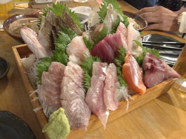 横浜駅近「まるう商店」で地魚と日本酒を美味しくいただきました|医師と患者の新しいカタチ