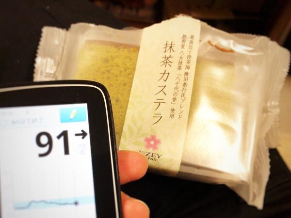 当直明けで食事もままならず熊谷うちわ祭からの納涼会に参戦した1日|糖尿病内科医のフリースタイルリブレ自己血糖記録