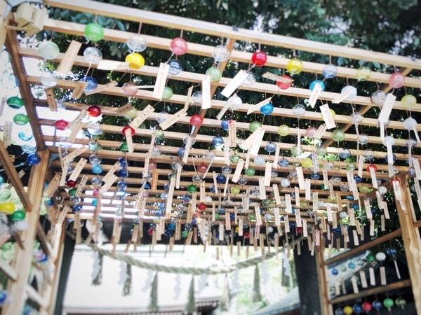 ランチにお好み焼きを食べて,川越氷川神社の風鈴祭りにドライブした1日|糖尿病内科医のフリースタイルリブレ自己血糖記録