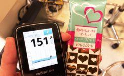 プロテインは血糖値上げず,カレーライスがものすごく血糖値上げて,夜は血糖値測りそびれた1日|糖尿病内科医のフリースタイルリブレ自己血糖記録