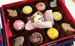 夜勤ナースたちと出前寿司を食べて、食後にチョコをつまみ続けたバレンタインデーの1日|糖尿病内科医のフリースタイルリブレ自己血糖記録