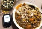 日本旅行医学会で機能性表示食品なるものを食べ、夜は半年ぶりの再会でジャンクな2次会でカロリーオーバーした1日|糖尿病内科医のフリースタイルリブレ自己血糖記録