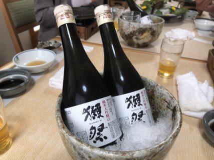 法事後の会食で海鮮と日本酒を愉しみ、故人の縁に感謝した1日|糖尿病内科医のフリースタイルリブレ自己血糖記録