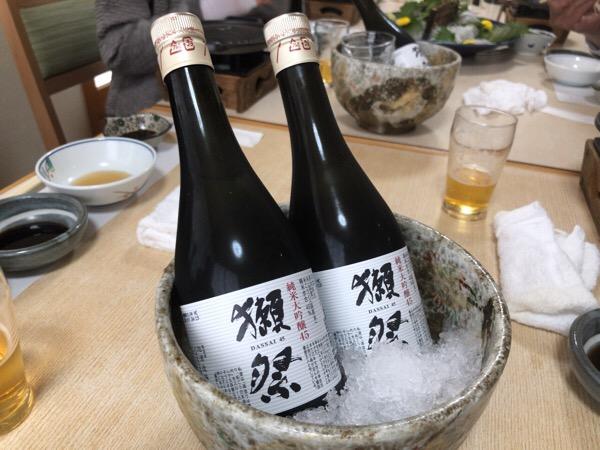 法事後の会食で海鮮と日本酒を愉しみ、故人の縁に感謝した1日 糖尿病内科医のフリースタイルリブレ自己血糖記録