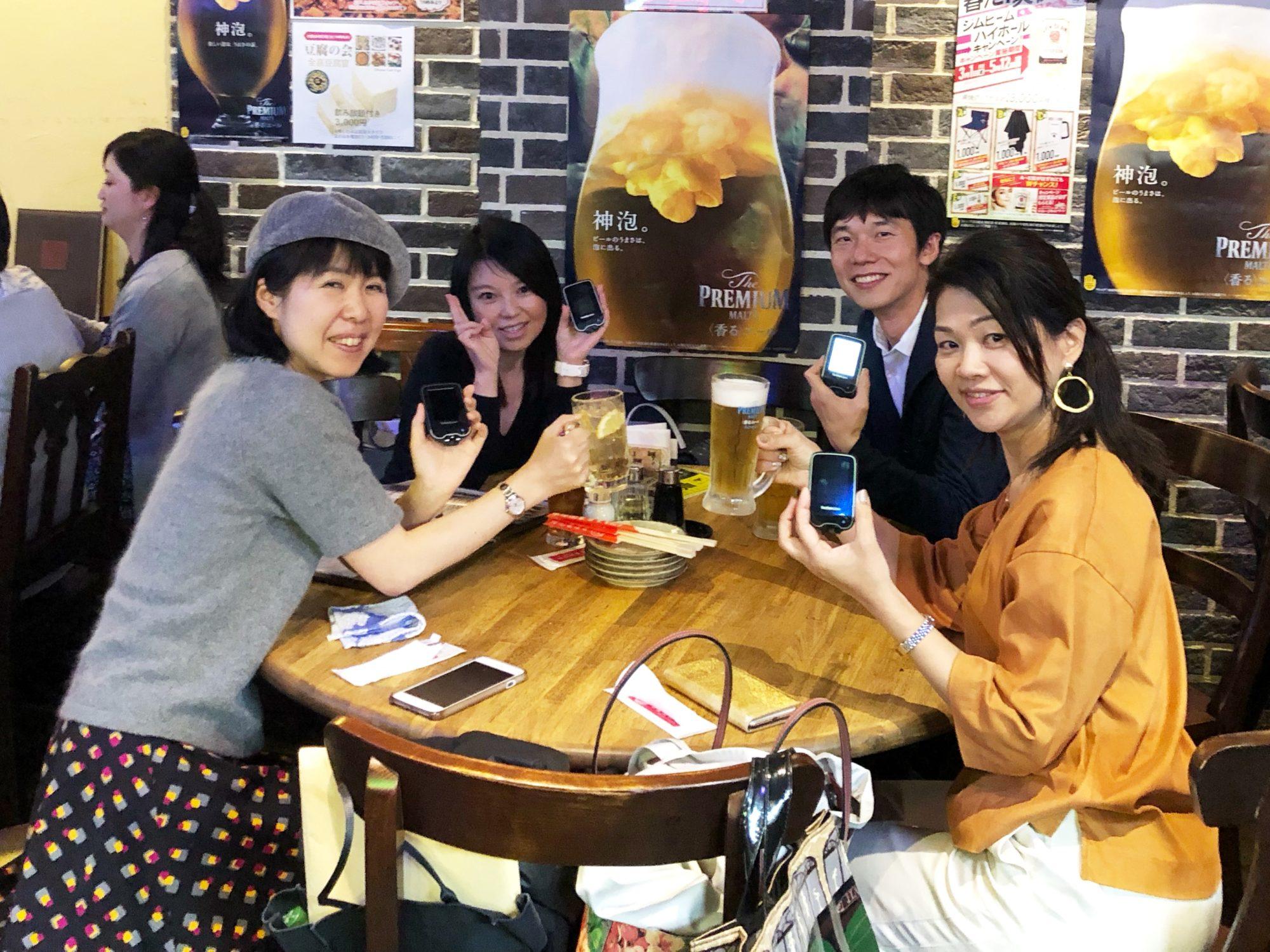 血糖値ワークショップ準備で昼食を食べそびれつつも無事開催し、懇親会で中華を愉しんだ1日|糖尿病内科医のフリースタイルリブレ自己血糖記録